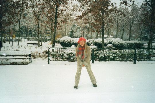 Invierno, invierno.