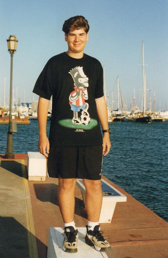 En el puerto. F. Pedro. P. Privada.