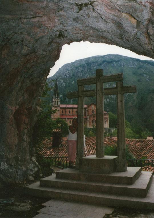 Covadonga. F. Pedro.