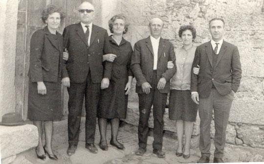 Seis hermanos bien plantados. F. de Pedro. P. Privada.