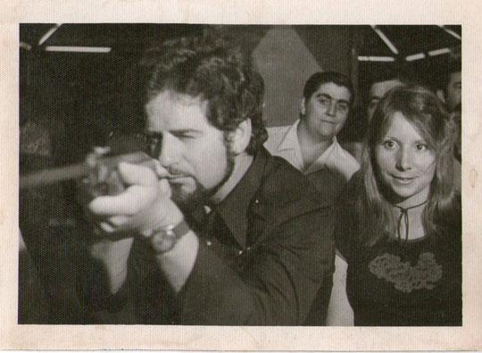 Años 70. F. Charo. P. Privada.