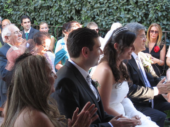 Decididos a casarse. F. P. Privada.