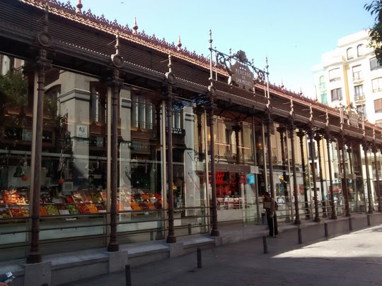Mercado de San Miguel. F. Merche. P. Privada.