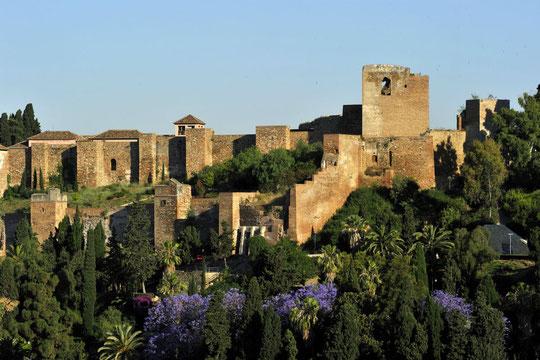 La Alcazaba.