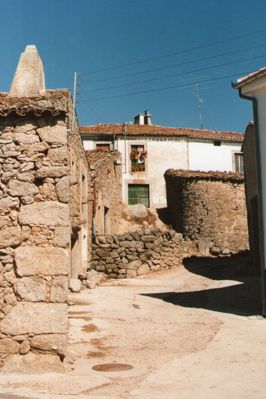 Casa de tia Isabel y de tío Juan. Merche. P. Privada.
