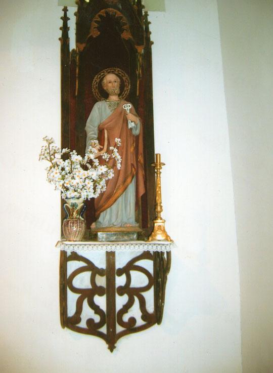 Nuestro patrón: San Pedro.