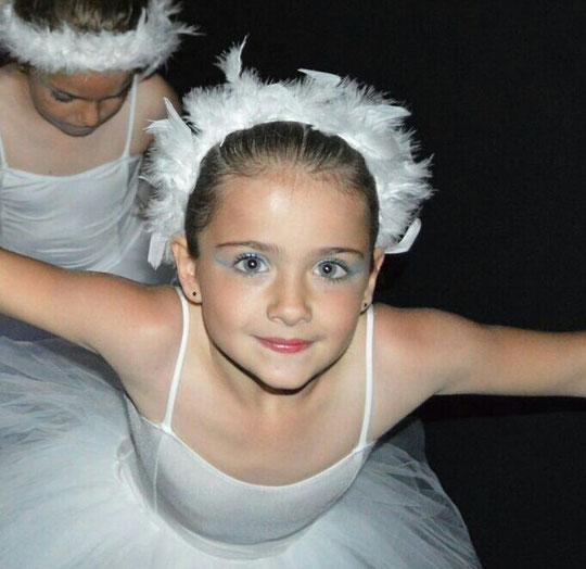 Bailarina.