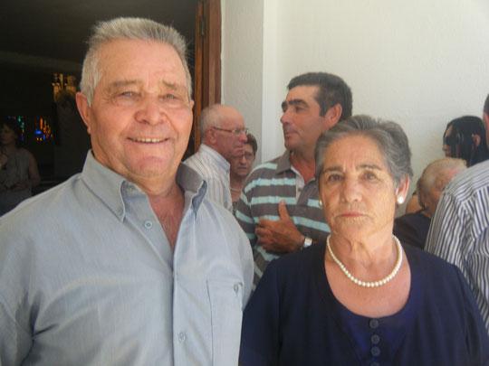 Mis primos Juan & Luisa. Merche. P. Privada.