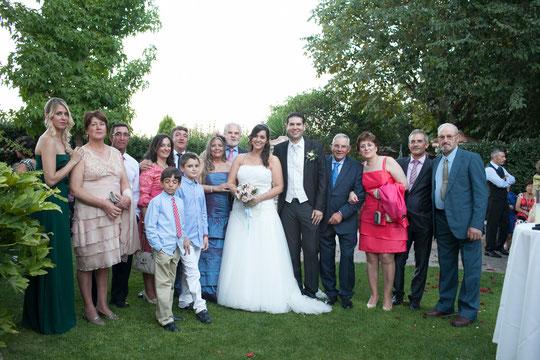 Familia de Alagón, Pepe y Gaspa...........