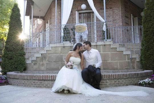 ¡ Javi y Cris se casan !