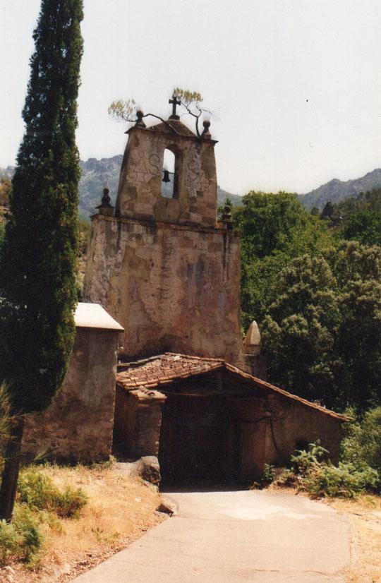El monasterio. F. Pedro.