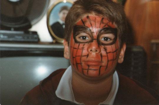 ¡ Spiderman ! F. Pedro. P. Privada.