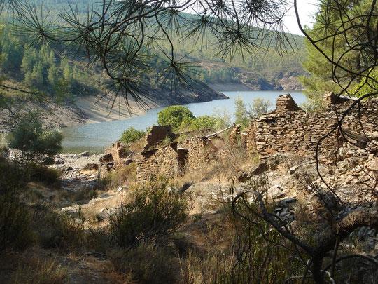 Ruinas. f. cedida. P. Privada.