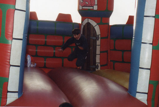 ¡¡ Salta, salta !! F. Merche.