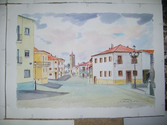 Calle de Ledrada. 2011.