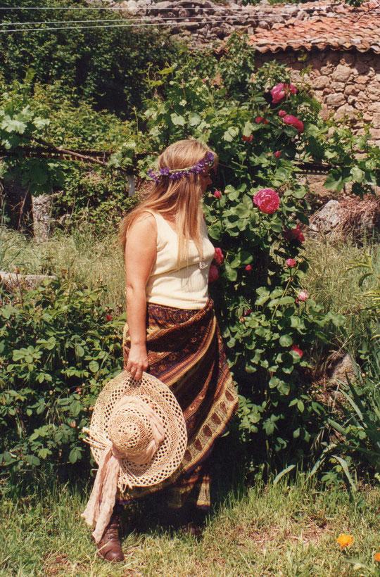 Las rosas de pueblo. F. Pedro. P. Privada.
