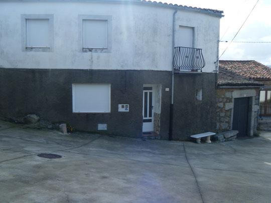 Casa de Miguel. Merche. P. Privada.
