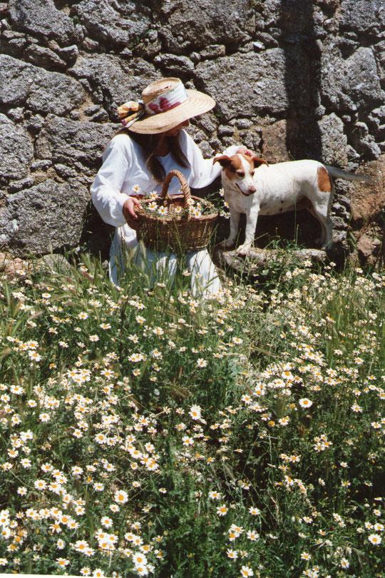 Con Chispi. F. Pedro.