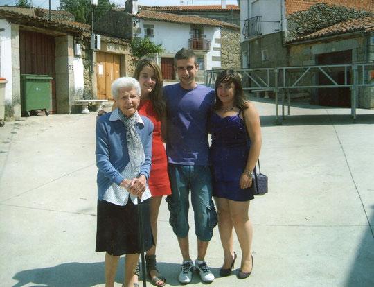 San Pedro 2010. Nuevas generaciones. F. Merche.