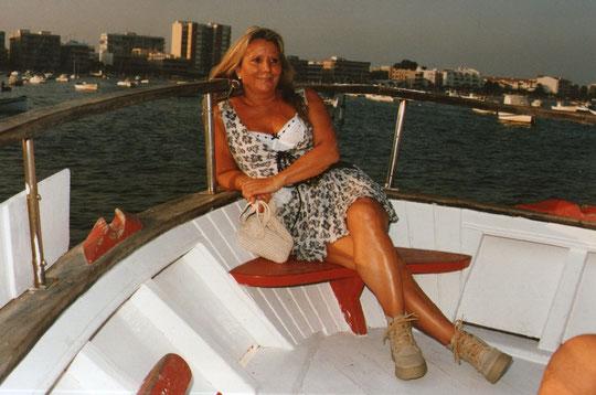 Me gusta navegar.