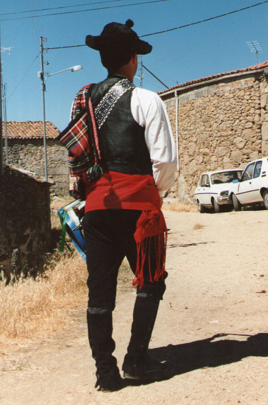 El Mariquelo en San Pedro. F. Pedro.