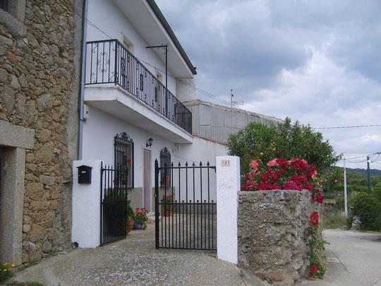 Casa de Benjamín y Consuelo. Merche. P. Privada.
