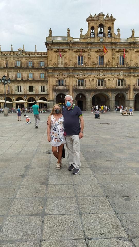 Salamanca..........Tierra mía. Año 2020. F. P. Privada.