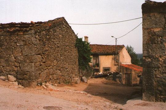 Casas de tio Juliana y tio Juán Manuel. F. Merche.