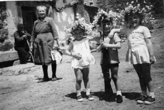 Niños en la Puebla. Pedro. P. Privada.