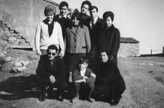 Gente de la puebla. 16 Años. F. Pedro.