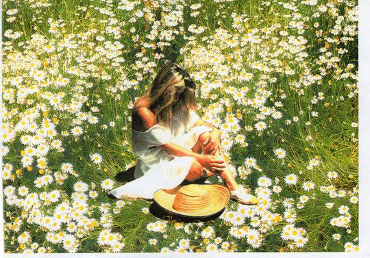 ¡ Precioso campo florido !