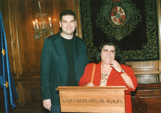 Javi & Mari Jose.