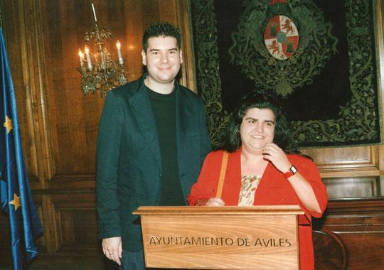 Javi & Mari Jose. F. Merche.
