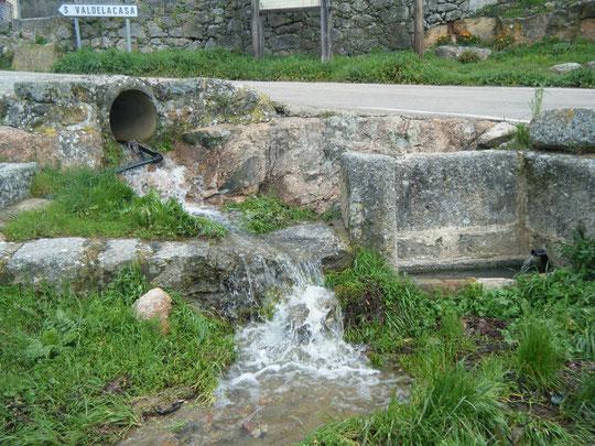 """El arroyo y """" la pilita """""""