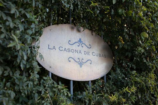 """Celebración en: """" LA CASONA DE CUBAS """" F. P. Privada."""