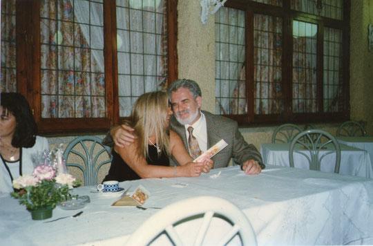 De boda.