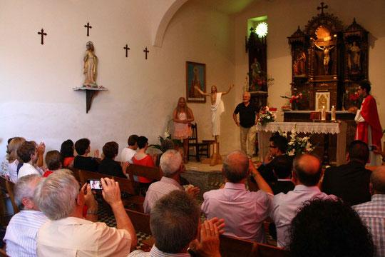 """Fotos y aplausos para nuestro """" Cristo de la Puebla """""""