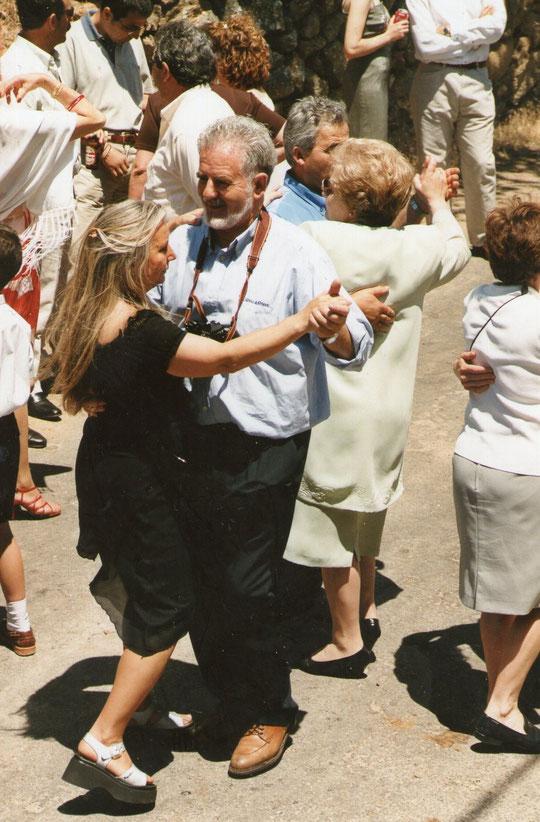 ¡ Cómo se baila en la Puebla ! F. Javi.