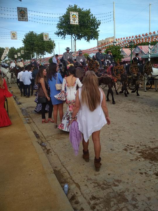 Feria de Sevilla. 2019. F. Pedro.