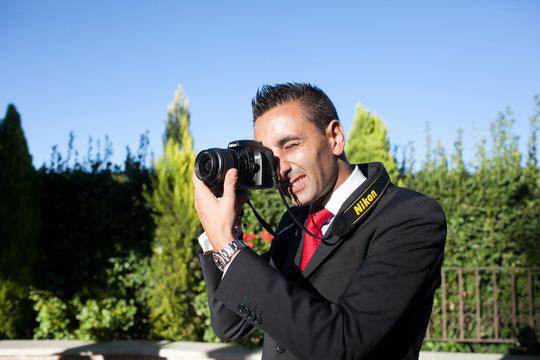 ¡¡ Un fotógrafo !!