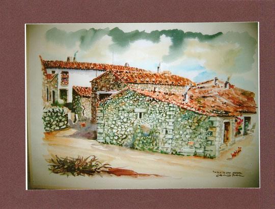 Nº. 17. Casa de tia Juana y portalón.
