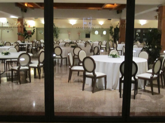 El salón...........