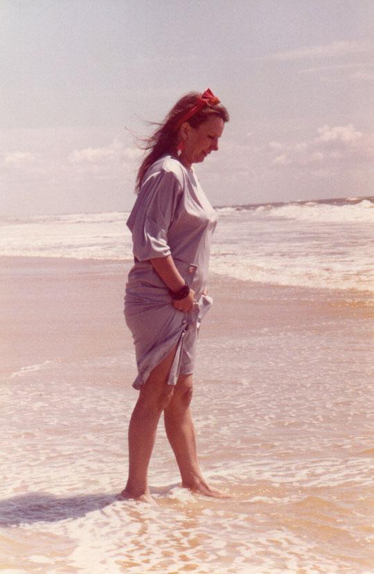 Está subiendo la marea...........