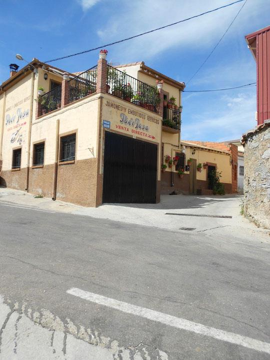 Casa de Jose y Satur. F. Merche. P. Privada.