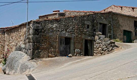 Casa de tio José y su famosa peña. F. Merche.