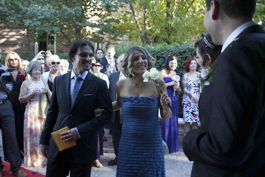 ¡ Javier y Elisa ! F. P. Privada.