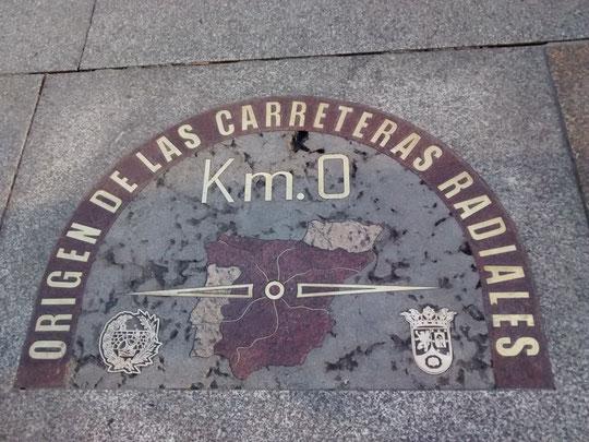 Puerta del Sol ( MADRID ) F. Merche. P. Privada.