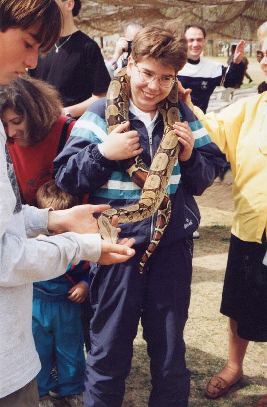 Zoo Parquegrande. F. Pedro. P. Privada.