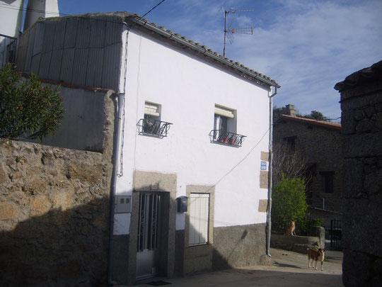 Casa de Justa y Cándido. F. Merche.