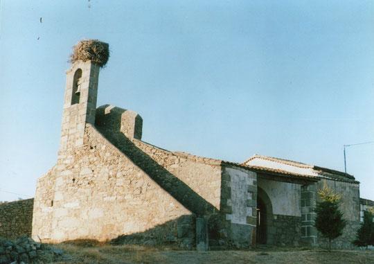 San Medel, iglesia.Foto de Merche. F. P. Privada.